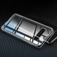 갤럭시 S10 투명 강화유리케이스 GB
