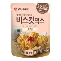 큐원 비스킷 믹스 플레인 (오븐/에어후라이기)