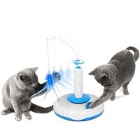 펫디아 3-WAY 도라도라 고양이 자동 장난감