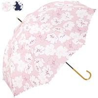 wpc우산 러프 플라워 장우산 4998-08