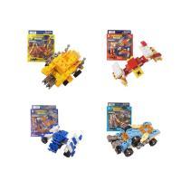 3000 미니블록 장난감 피규어 (우주전쟁 4종)