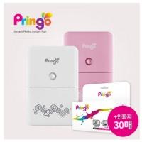 프린고 스마트폰 포토프린터+인화지 30매