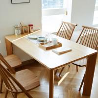고운W 오크 4인 식탁세트 / 의자