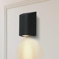 작은기대벽등 (LED내장,방수등) 블랙,화이트