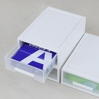 [FINE SYSTEM] 화인 화이트스탭서랍박스 27(1호1단)