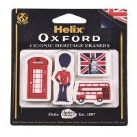 [Helix]옥스포드 영국 헤리티지 지우개