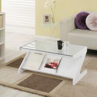 [에인하우스] 제트화이트 테이블