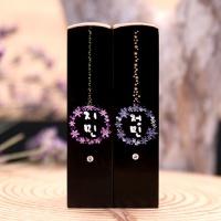 도장꾹 꽃보다널(1쌍가격) 수제도장