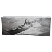 [아카데미과학] 1/350 미해군 순양함 인디아나폴리스 프리미엄 에디션 키트 프라모델 (일본 잠수함 I-58 포함) (14113)