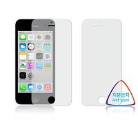 애플 아이폰5C 지문방지 항균 액정보호필름 (전면 2장)