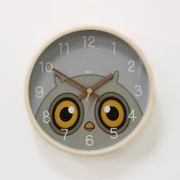 (kdrz145)저소음 큐티 부엉이 시계 255