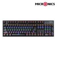 MANIC 기계식 키보드 MANIC K532 카일박스 스위치 (백축)