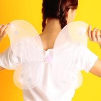 나비날개-화이트