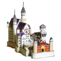 (와인앤쿡)실속형3D 입체 퍼즐(궁전)