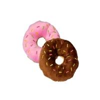 도그포즈 도넛 장난감-색상랜덤