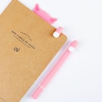고냥펜+책갈피 (핑크)