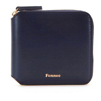 Fennec Zipper Wallet-013 Navy