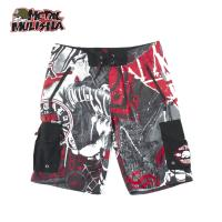 DLUSH DE CINCO BOARDSHORT (BLACK)