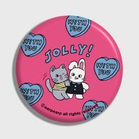 Jolly-pink(거울)