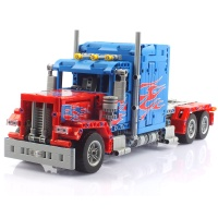 2.4GHz블록테크닉1/16 트레일러트럭 블록RC CBT250018