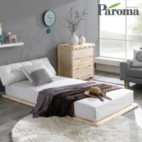 파로마 접이식 원목 깔판형 퀸침대 프레임 TP08