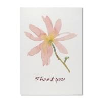 홀마크 감사 카드(꽃5)-KED2200