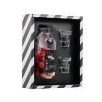 살룻 담금주 키트 딸기 1구 선물세트 500ml