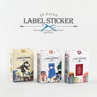 Label Sticker Pack Set-8