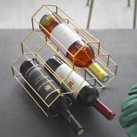 메탈 와인렉 와인 거치대 장식장 보관함 진열대