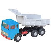 [3D퍼즐마을][Kovap] KV0624 메르세데스 덤프 트럭