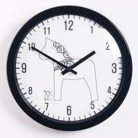 [하이모리] 타임데코 캐릭터 단면 벽시계 가리온 [벽시계/단면시계/월클락/인테리어시계/개업선물]