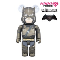 [KINKI ROBOT] 배트맨 베어브릭 400%BEARBRICK BATMAN ARMORED (1611063)