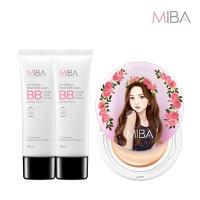 미바 비비크림 2개 + 쿠션1개 특가구성
