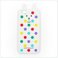 크래프트홀릭 Shell Cover for iPhone 6 (MULTI DOT RAB)