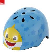 [삼천리]SH110L 핑크퐁 아기상어 어린이 헬멧 블루