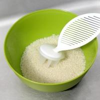 아파트32(APT32) 쌀 세척봉 브러쉬/ 라이스워시 White