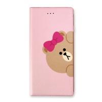 라인프렌즈 iPhone7 DIARY CHOCO Hi LIGHT CASE