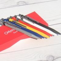 [CARAN DACHE] 알루미늄 육각바디..까렌다쉬 849 클래식 메탈 볼펜