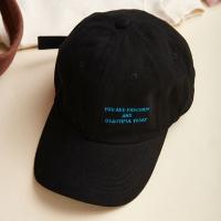 마리몬드 메세지 볼캡(블랙)