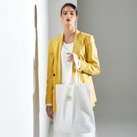 [특가]freesia lace eco bag_프레지아 레이스 에코 백