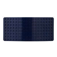 BRICKBRICK REGULAR       F-PLATE NAVY