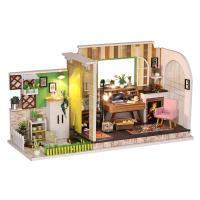 [adico]DIY 미니어처 하우스 - 허브 하우스