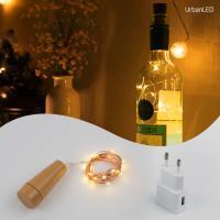 어반 LED 와이어전구 코르크 충전형 구리선