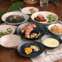 일본식기 제이라이닝 디너세트 3P