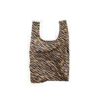 [바쿠백] 소형 베이비 에코백 장바구니 Tiger Stripe