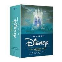 디즈니 골든 에이지 포스트카드 컬렉션 100(디즈니 명작 아트 엽서북)