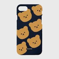 Dot big bear-navy(color jelly)