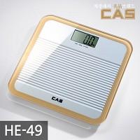 카스(CAS) 프리미엄 글라스 디지털 체중계 HE-49