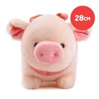 해피피그 돼지인형-대(28cm)