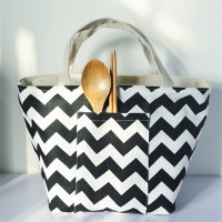 [무료배송]웨이브 보냉백 런치백 Cooler Lunch Bag